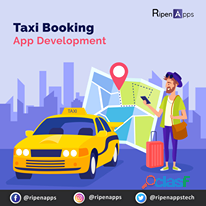 Taxi Booking App Development Company Egypt