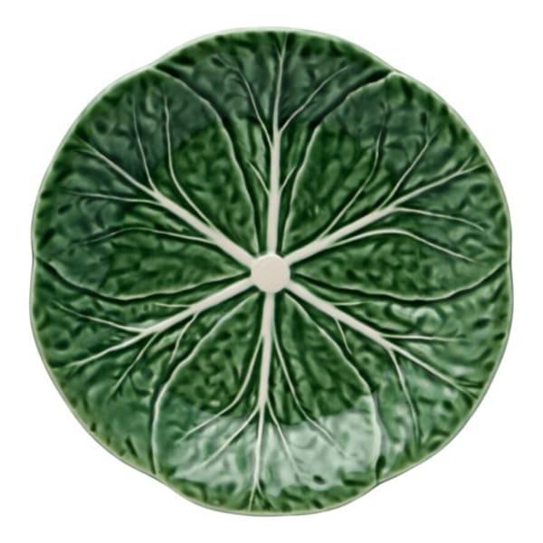 Bordallo Pinheiro Cabbage Side Plates, Set of 4