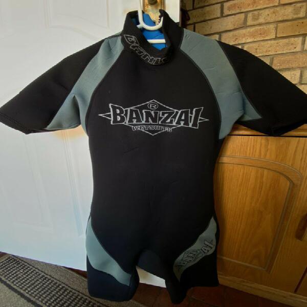Men's Banzai Short Wetsuit