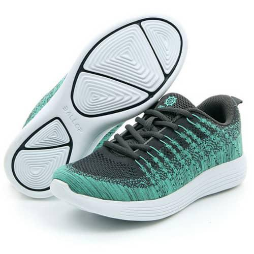 Mix Mint Ballop knit Sneakers for Men and Woman