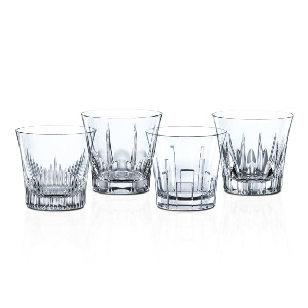 Nachtmann classix whiskey tumblers, set of 4