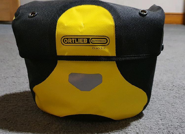 Orlieb waterproof Cycling bag.