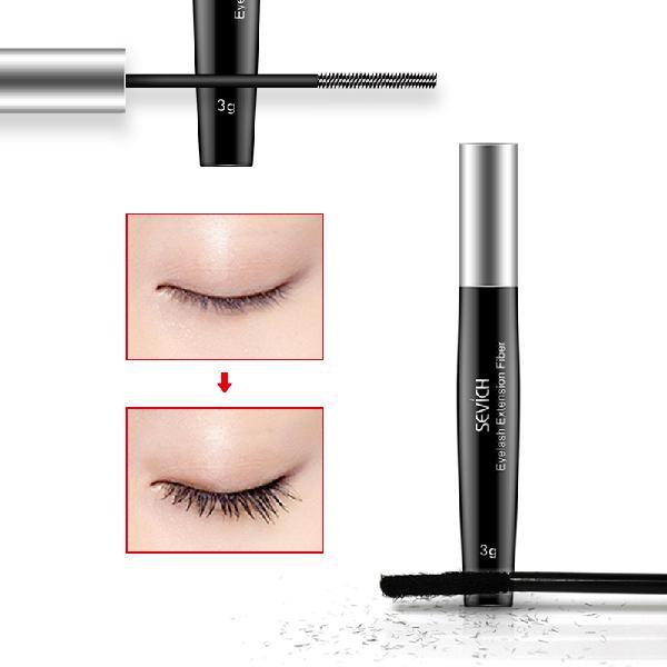 Sevich eyelash fiber mascara grows thick lasting waterproof