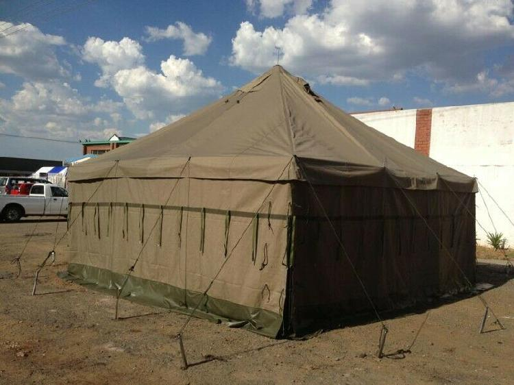 Army tent 5x5 - canvas only!
