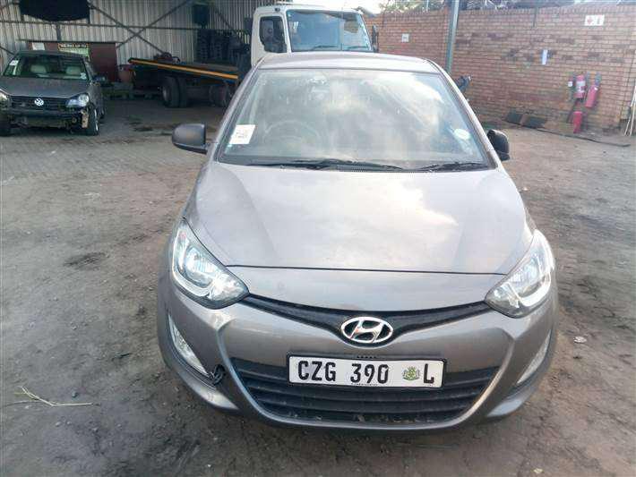 Hyundai i20 1.4 motion 2014
