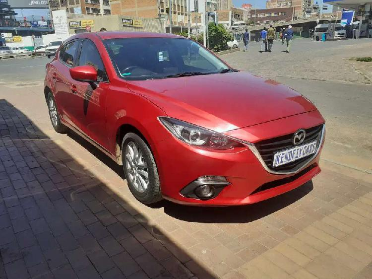 Mazda 3 1.6 automatic