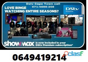 Dstv installers cape town 0649419214