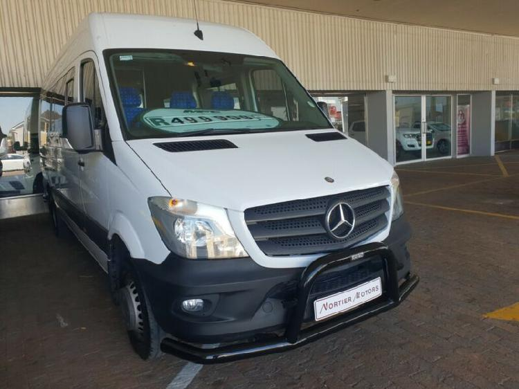 12-seater!!! 2015 mercedes-benz srinter 515 cdi xl