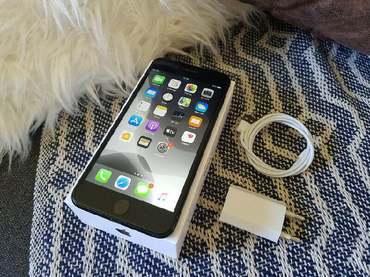 128gb apple iphone 7 plus (neat condition) r6800 neg