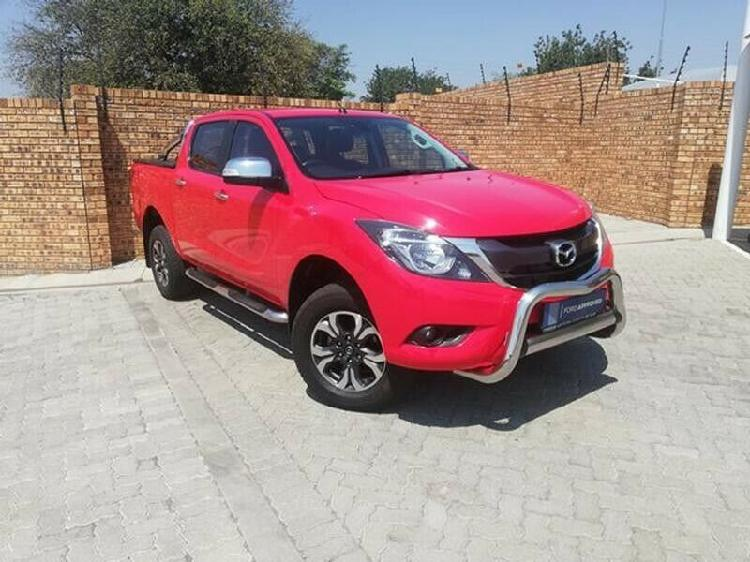 2017 mazda bt-50 3.2 hr d/cab sle 4x4 at