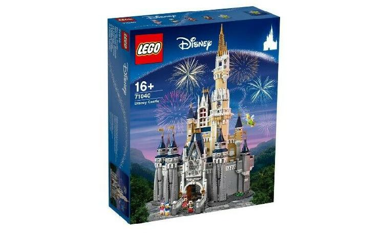 Bargain disney castle!