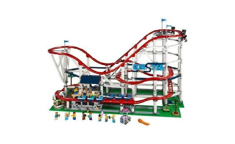 Creator expert roller coaster
