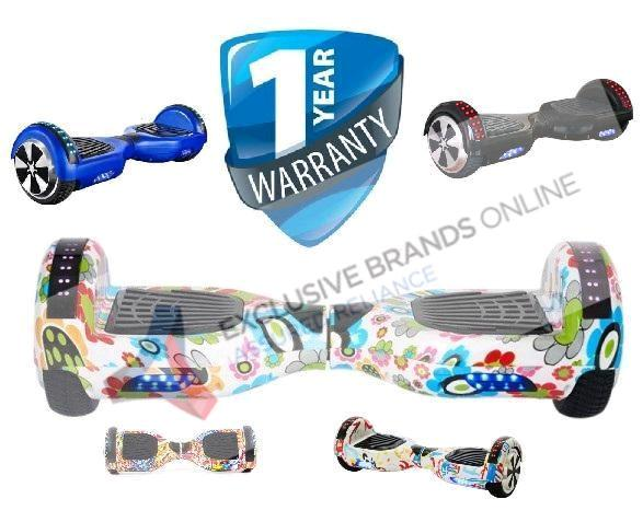 """Hoverboard i-glide 6.5"""" bluetooth enabled (c496)"""