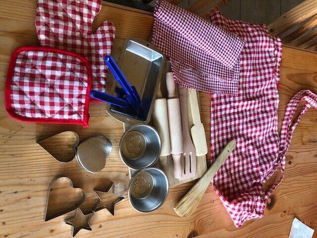 Kiddies baking set