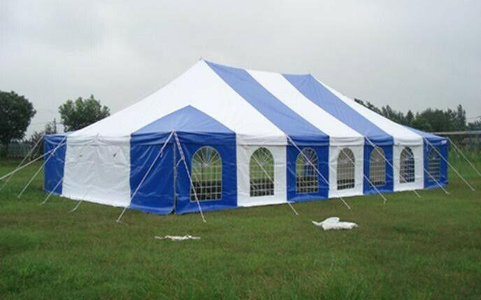 Mega tents