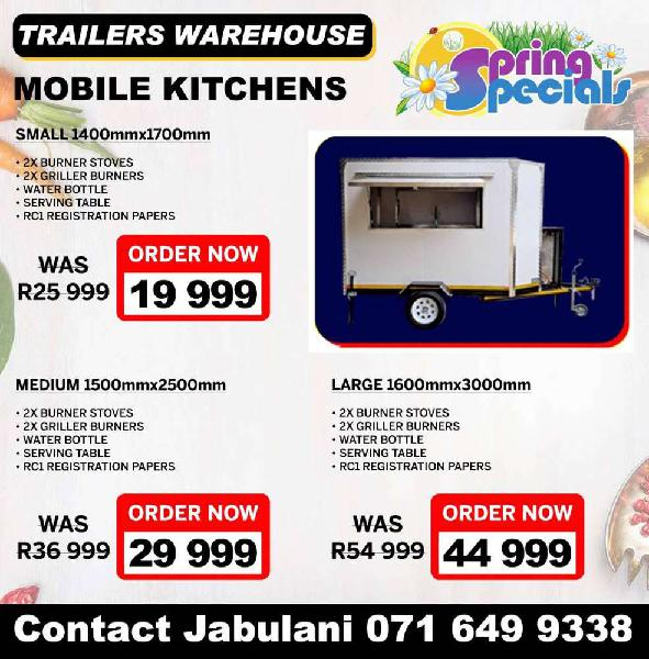 Mobile kitchen/ mobile toilet/ mobile freezer/ vip toilets
