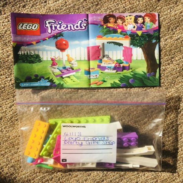 Various lego friends sets for sale in absolutely immaculate
