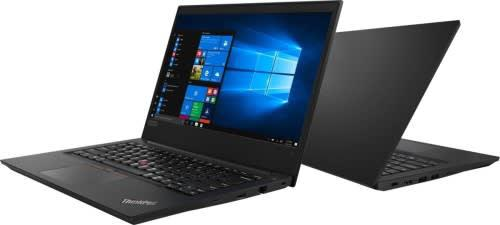 Lenovo thinkpad e480 business-class notebook - core i5, 16gb