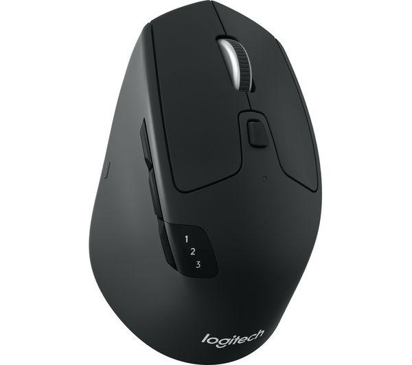 Logitech wireless mouse m720 triathalon -built for