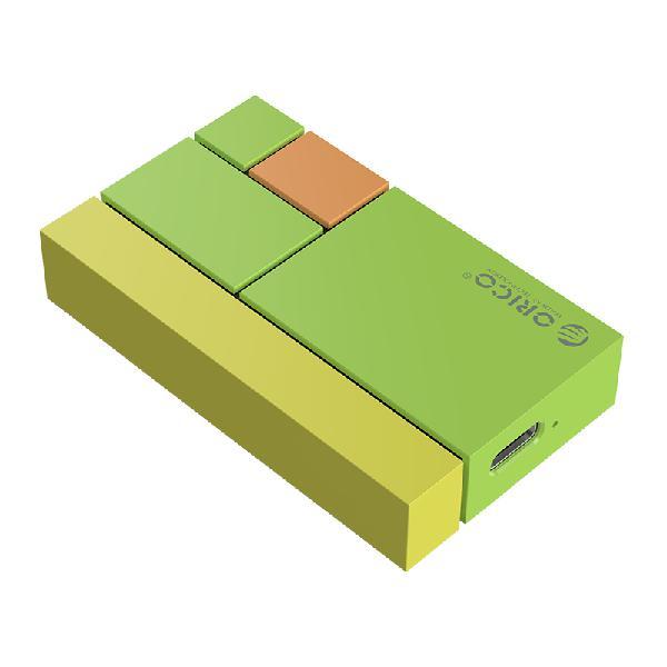 Orico chroma portable ssd usb3.1 gen2 type-c m.2 ngff sa