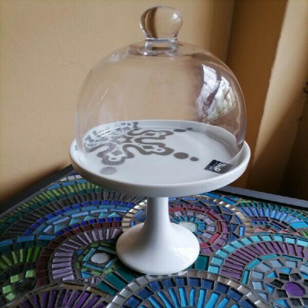 Bell jar miniature