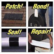 Flex tape - rubberized waterproof tape - instantly stops
