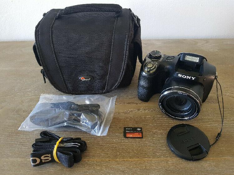 Sony dsc-h300 (good condition) r2500 neg
