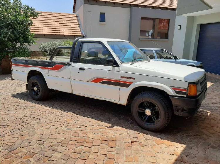 Mazda b3000 v6
