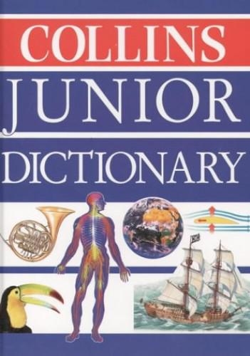 Collins illustrated childrens dictionary by j wollen