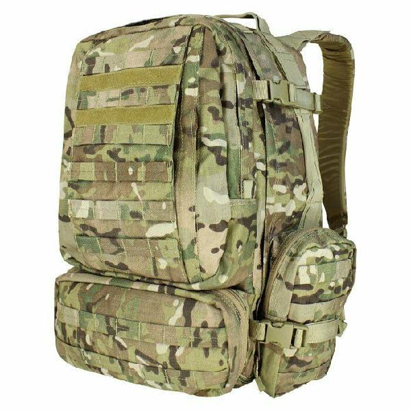 Condor 3 Day Assault Pack - Various Coyote Brown