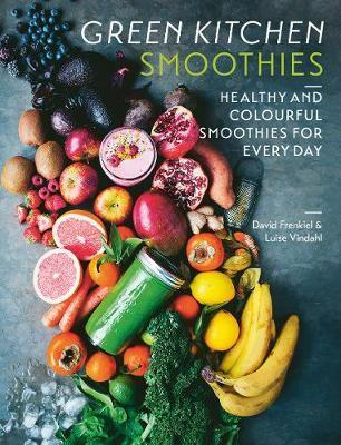 Green kitchen smoothies - healthy and colourful smoothies