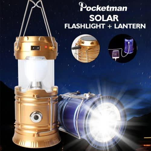Magic cool camping light include flashlight stage lights and