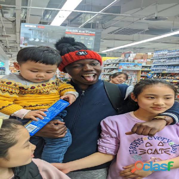 Kindergarten esl teachers in sichuan province of china(22 25k+ visa