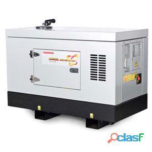 Yanmar 15,kva silent 3 phase ats diesel generator