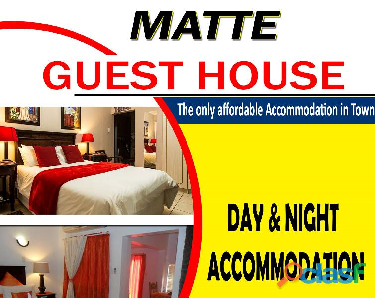Matte guest house in modimolle 0837092821/accomdation