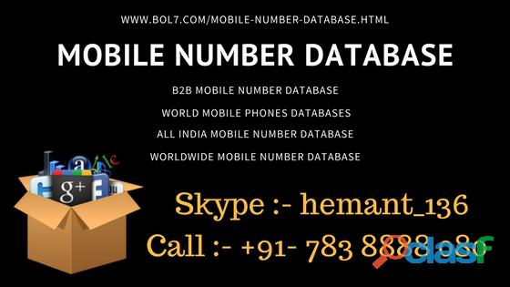 South africa cell variety databases are usually ultimately useful for sms online marketing