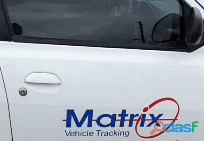 Car tracker #matrix tracking system