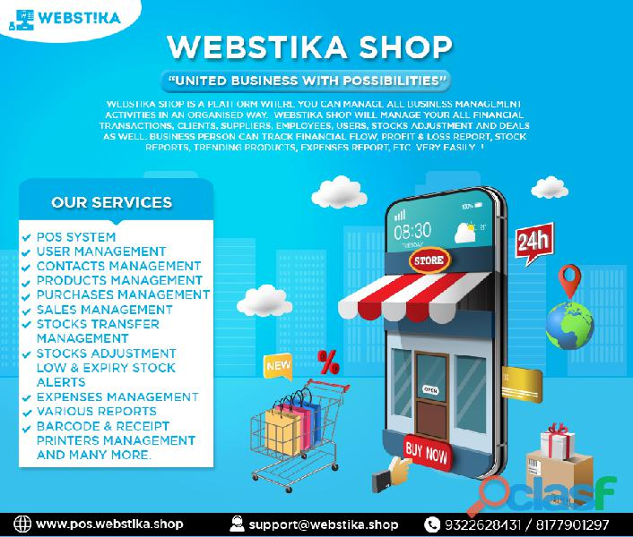 Web stika shop tecure