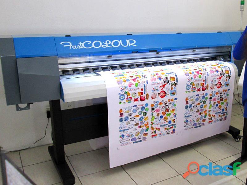 F 1860/aqua fastcolour 1860mm large format water based dye or pigment ink inkjet printer