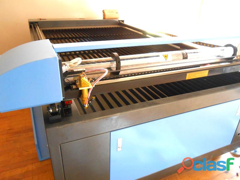 Lc 2040/d150 trucut standard range 2050x4000mm flatbed type, double laser head laser
