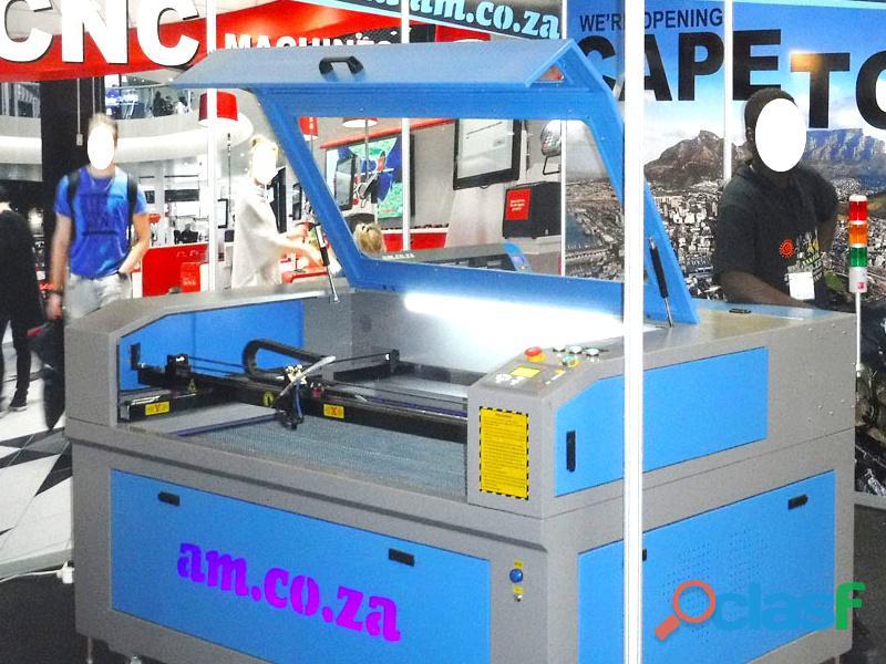 LC2 1610/90 TruCUT Performance Range 1600x1000mm Cabinet, Conveyor Table Laser Cutting