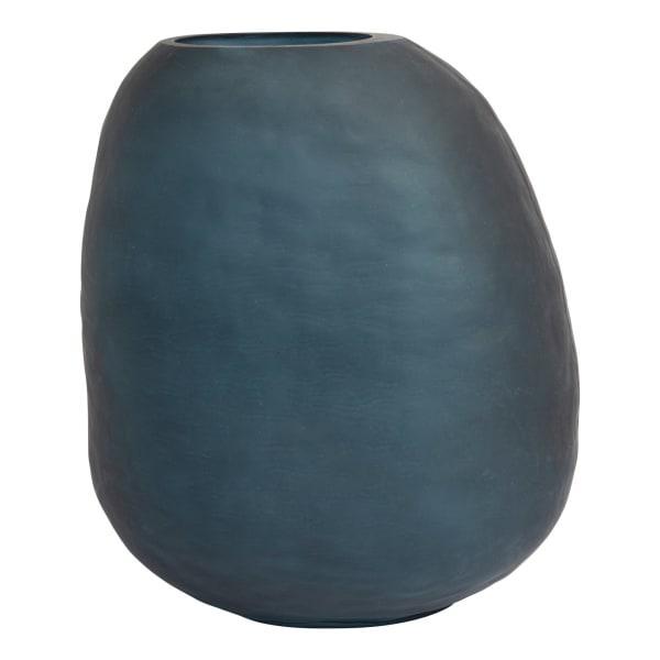 Hertex haus deep sea large stone vase