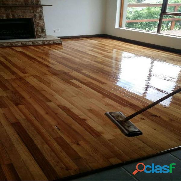 RESTORE ALL YOUR WOODEN FLOORS WITH WAVETECH FLOORING SPECIALISTS Cell. 0780680492