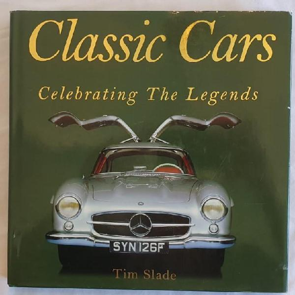 A tim slade classic cars celebrating the legends coffee