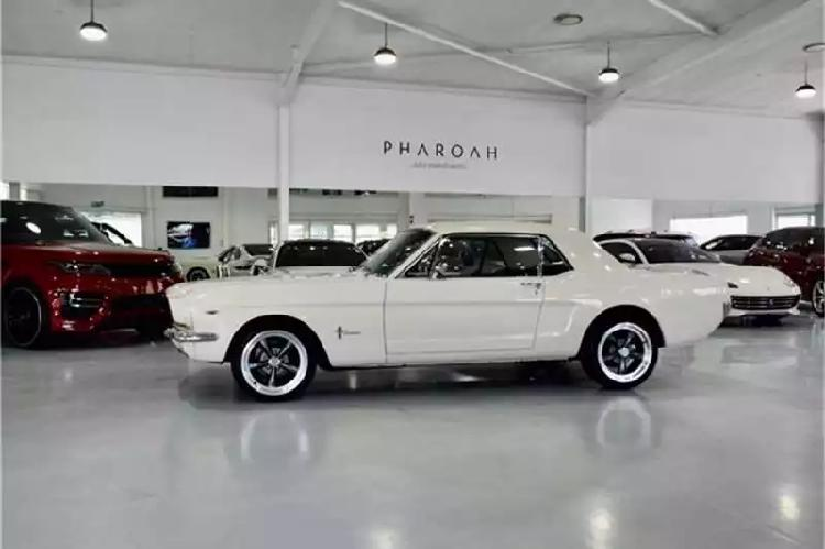 Ford mustang 4.7 notchback coupe 1972