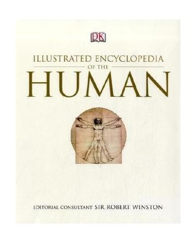 Illustrated encyclopedia of the human by robert winston
