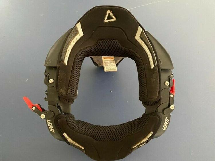 Leatt motorcycle neck brace