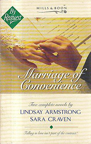 Marriage of Convenience By Lindsay Armstrong