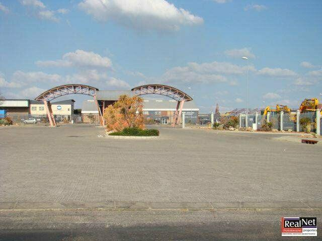 5,716m² vacant land for sale in magna via industrial