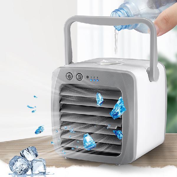 Mini usb air cooler fan air conditioner lightweight desktop